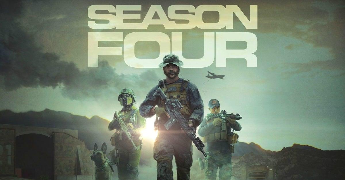 call of duty season 4