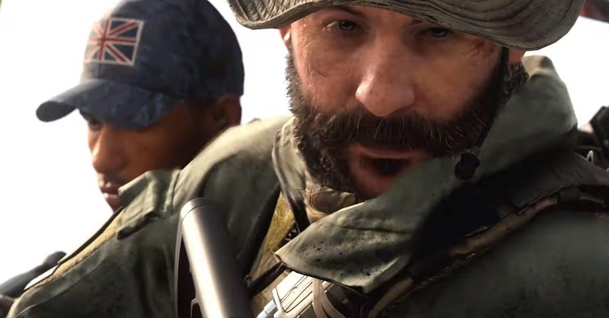 Call of Duty Season 4 Captain Price