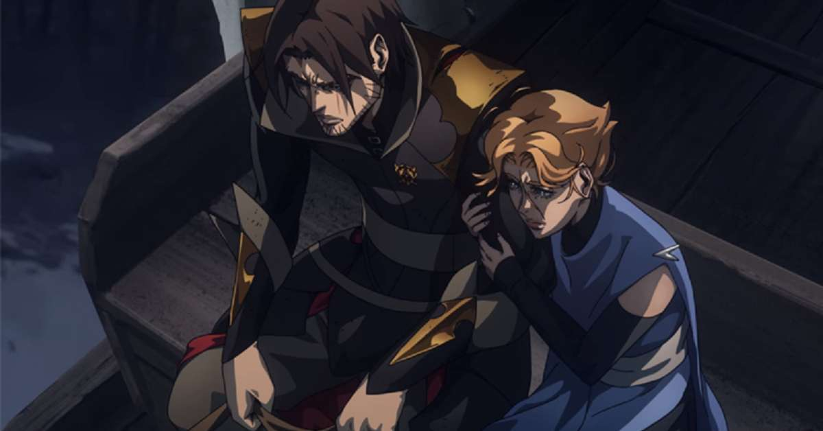 Castlevania Season Three Finale