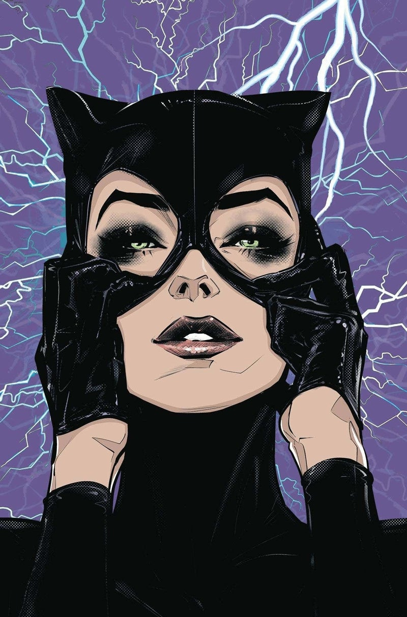 catwoman 80th anniversary special 1