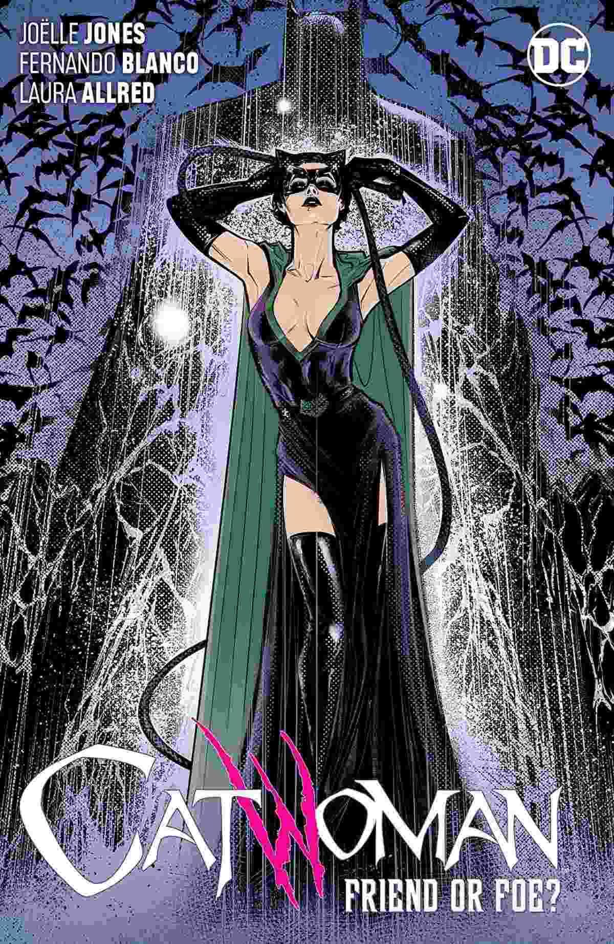 Catwoman Vol 3 Friend or Foe