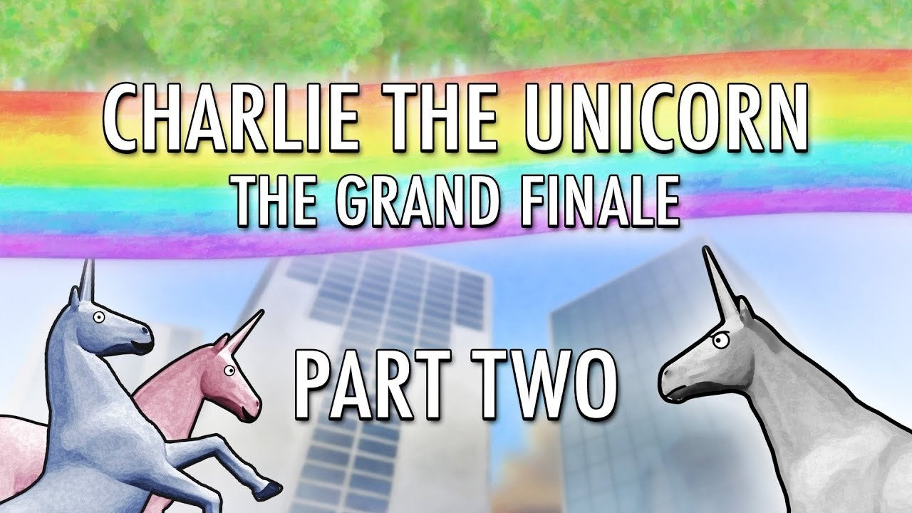 charlie the unicorn grand finale part two
