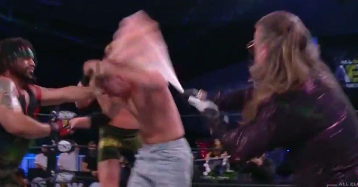 Chris-Jericho-Orange-Cassidy-AEW