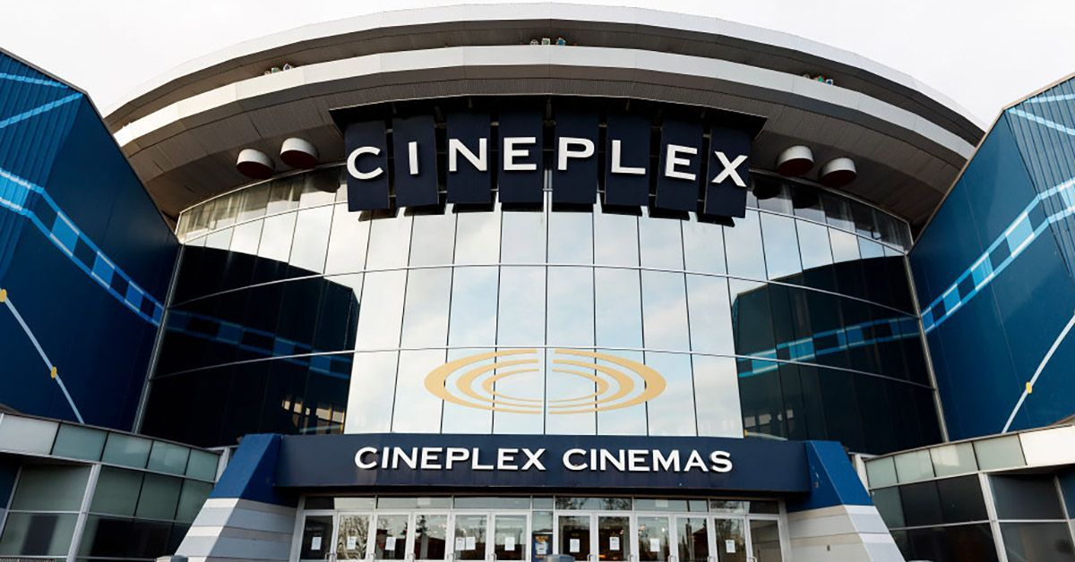 cineplex cinemas getty images