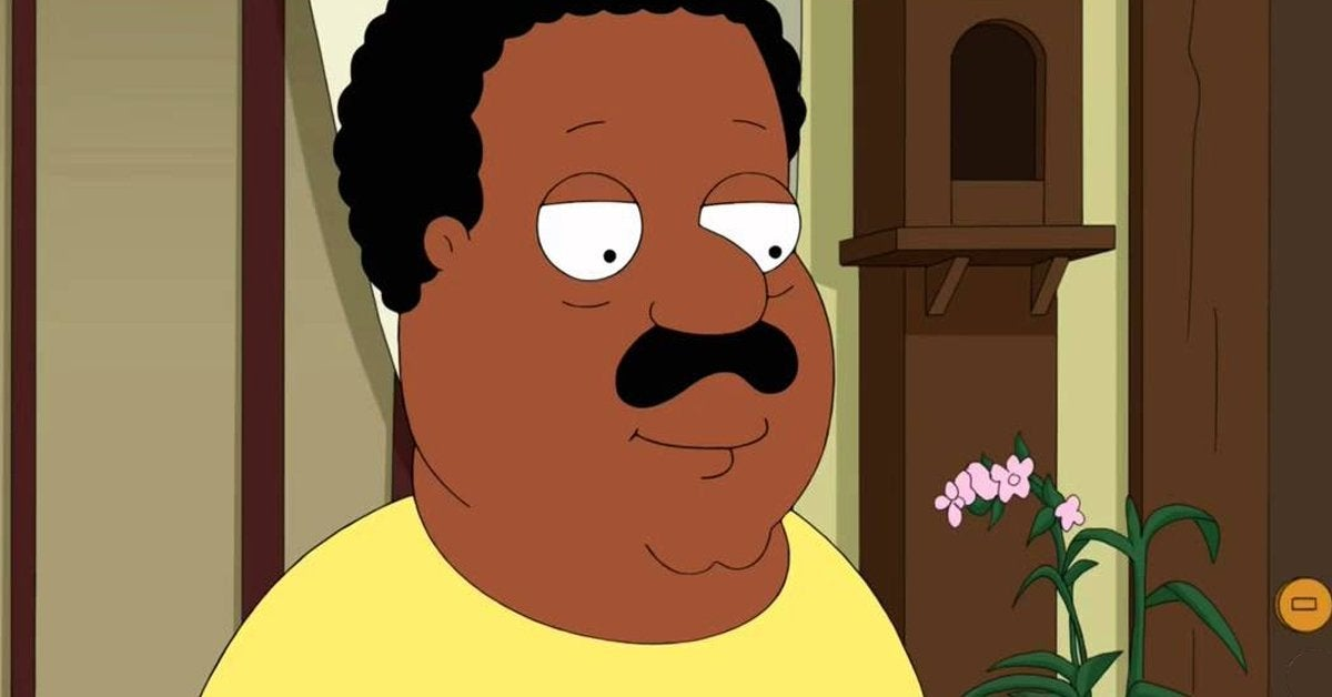 cleveland brown family guy mike henry