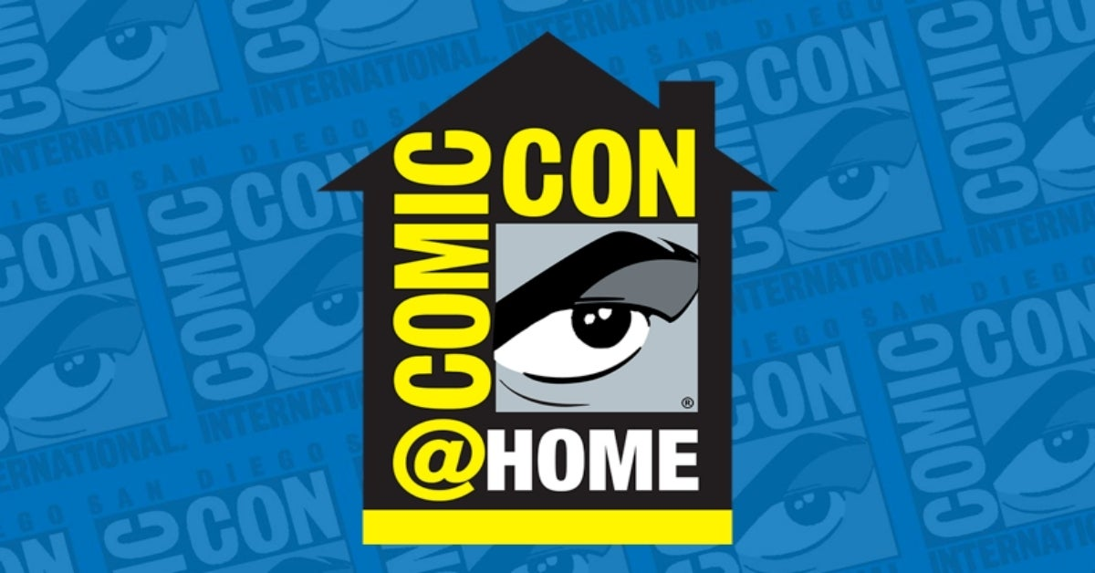 Comic Con at Home 2020 COMICBOOKCOM