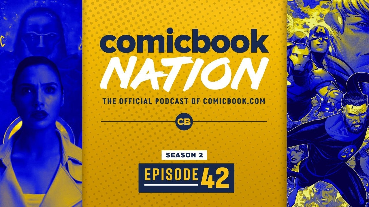 ComicBook Nation Podcast Justice League Snyder Cut Trailer Netflix Cursed Candyman 2020 Manga Ending