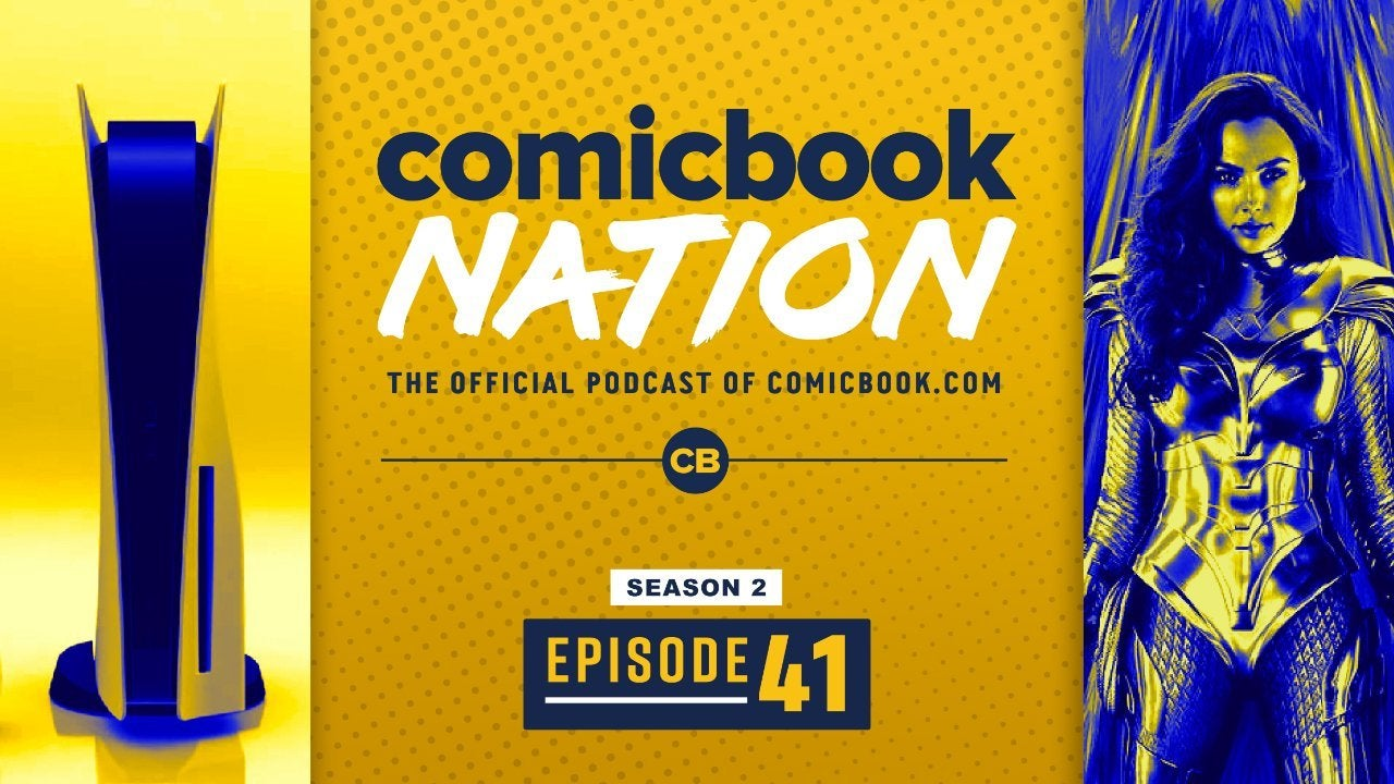 ComicBook Nation Podcast PS5 Event Price Release Date DC Dark Night Metal Scott Snyder Interview
