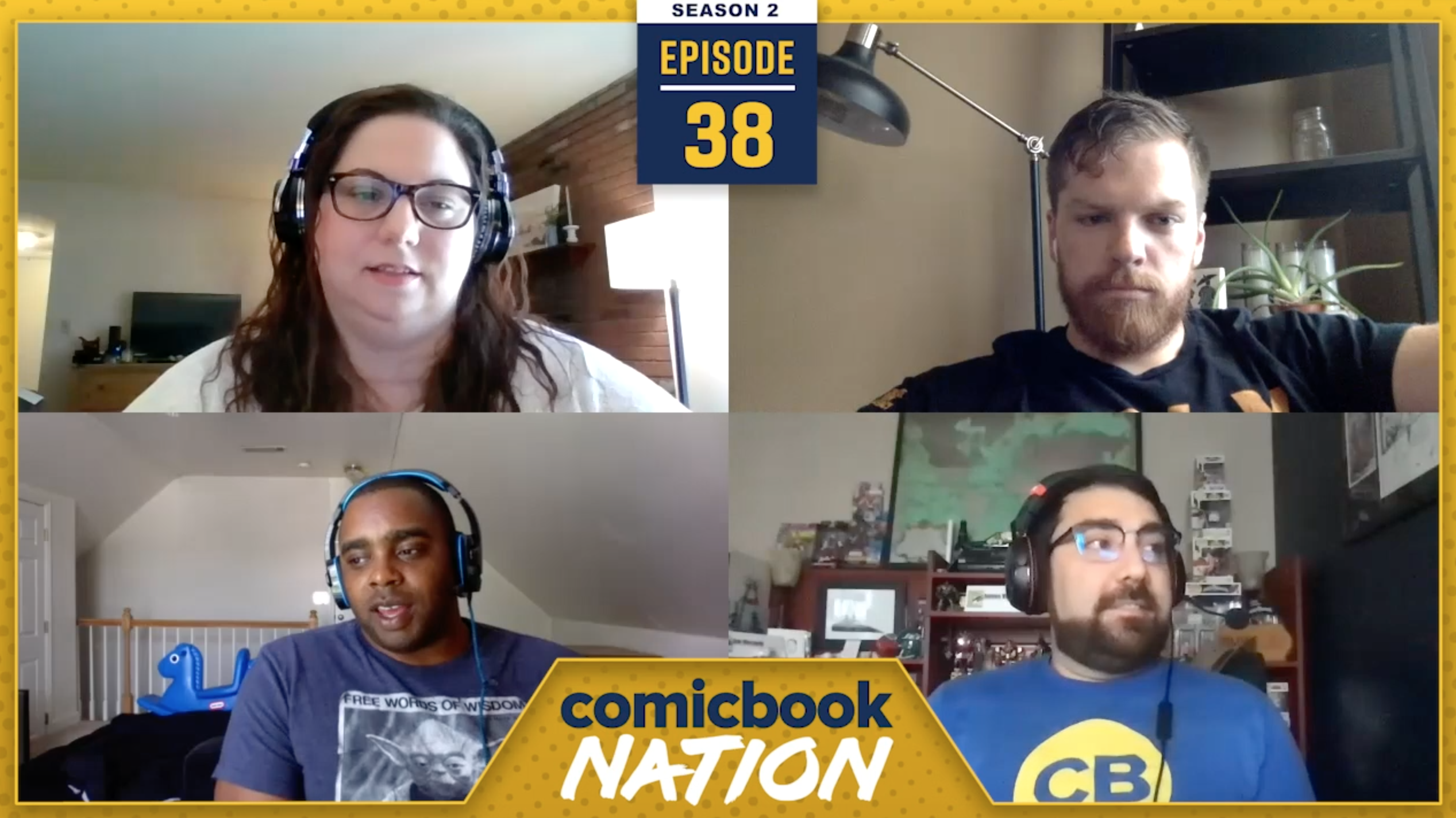 Comicbook Nation Season 2 Ep. 38- Warner Brothers Is Rumored to Have a Bane Movie Planned