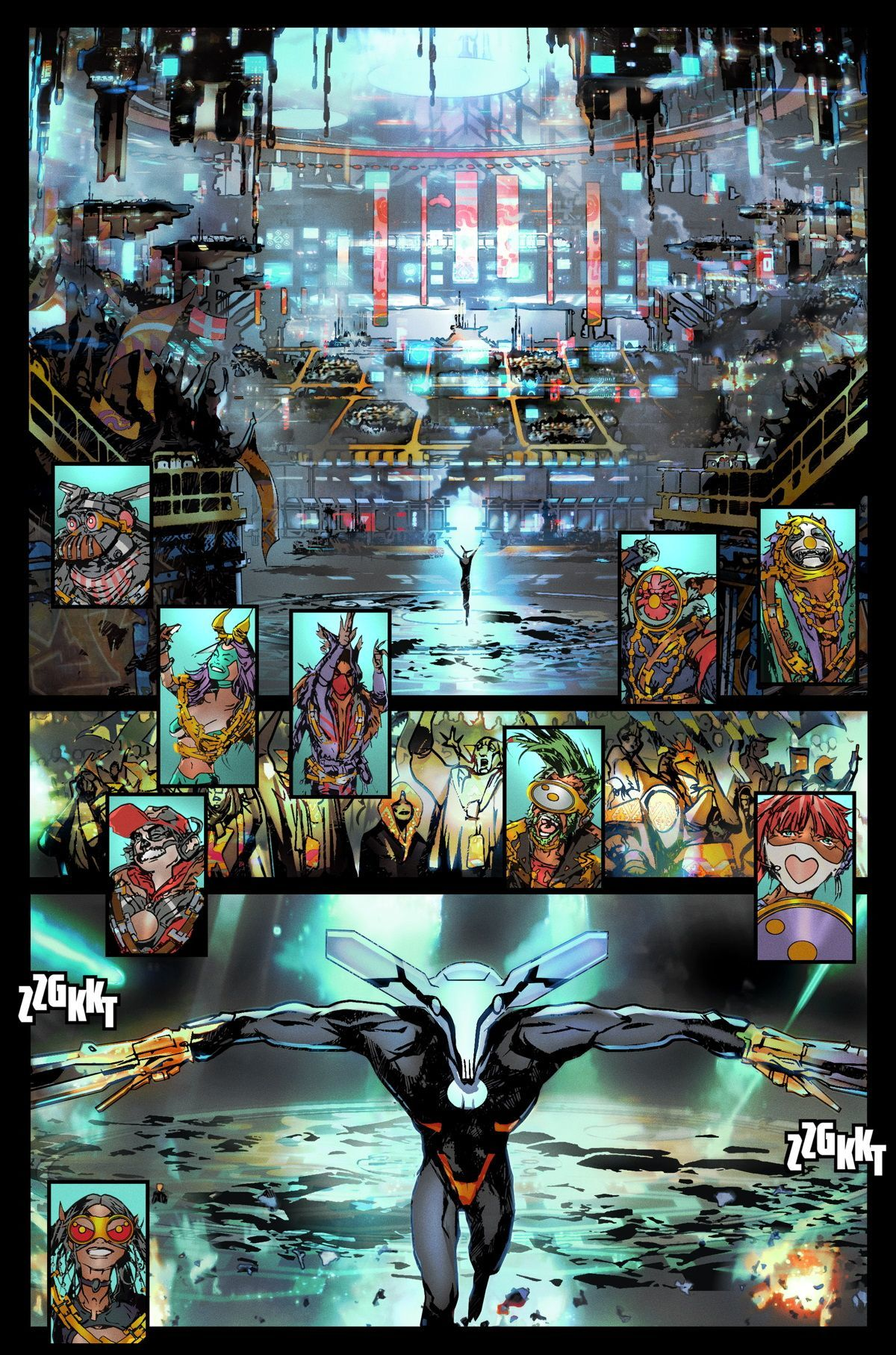 crayta comic 2 2