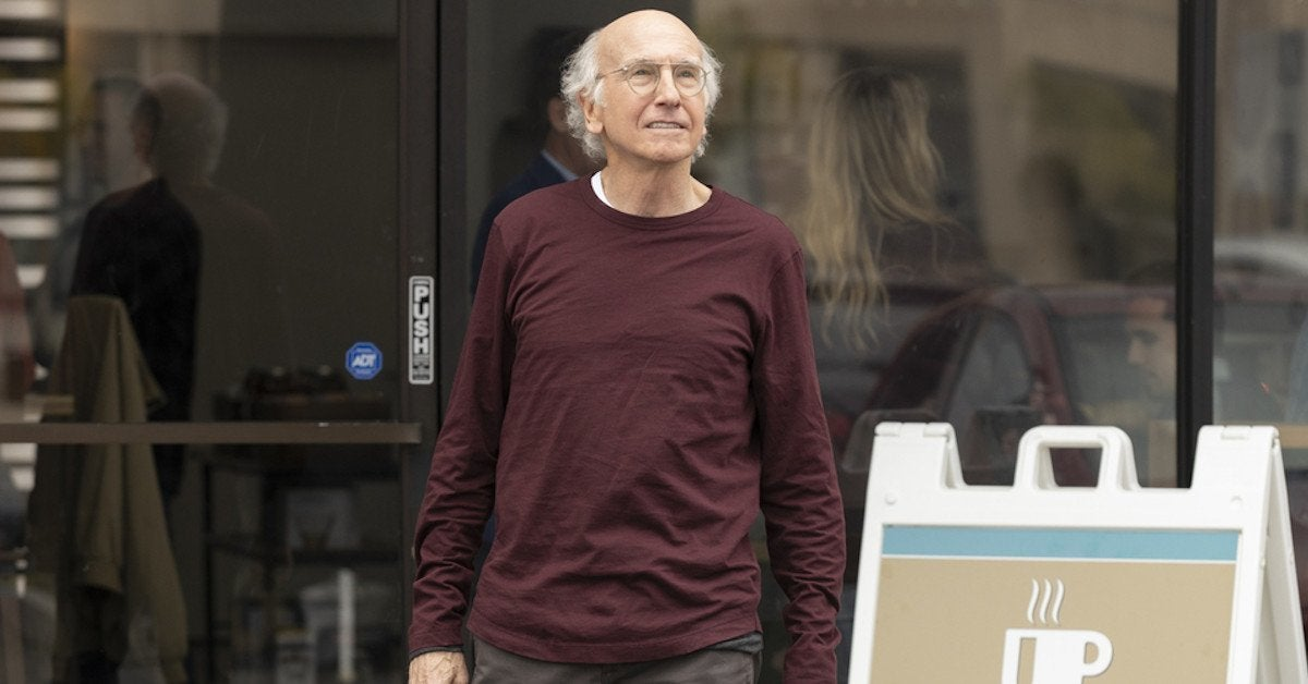 Curb Your Enthusiasm Larry David Season 11 HBO