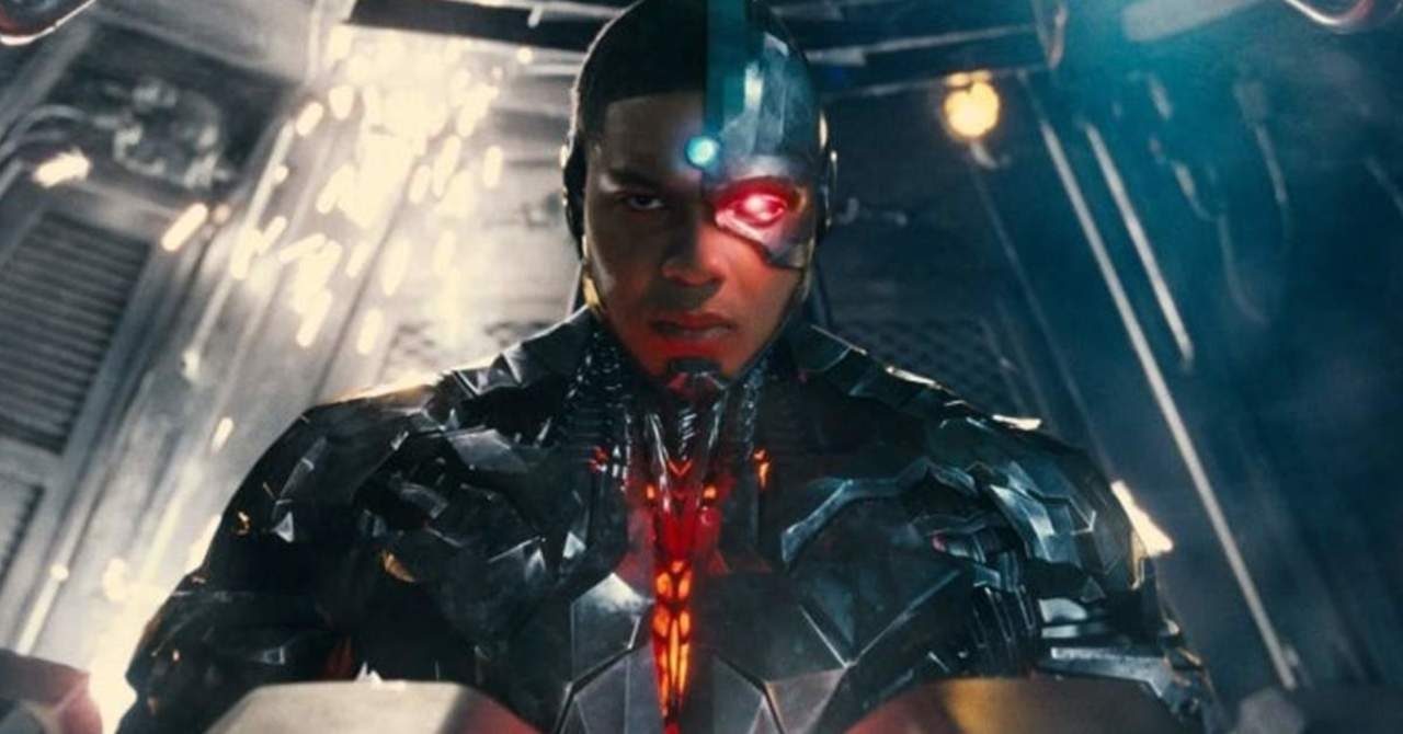 Zack Snyder's Justice League Artist Reveals New Look at Cyborg