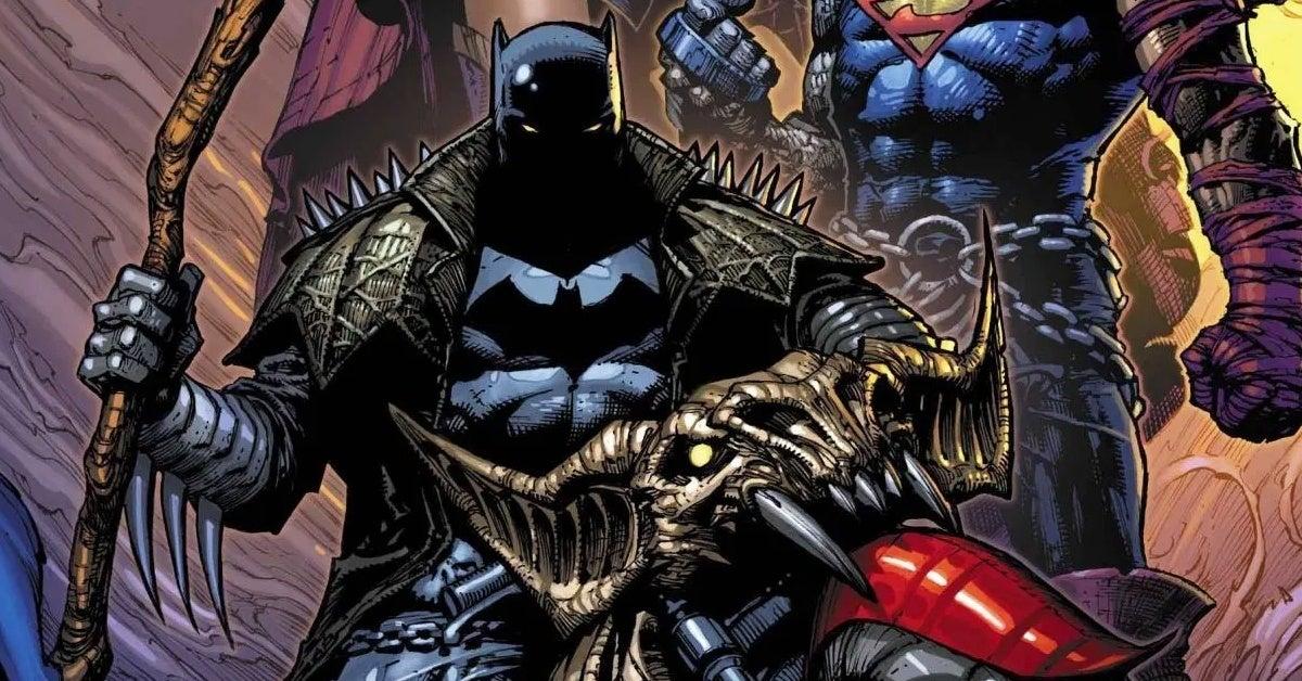 dark nights death metal batman