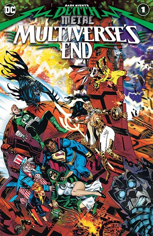 dark nights death metal multiverse's end 1