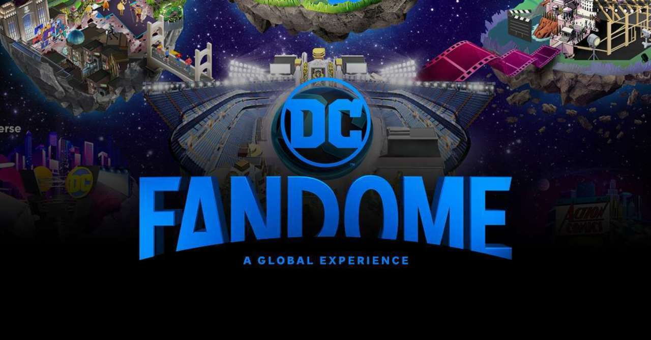 What Time Does DC FanDome Start?