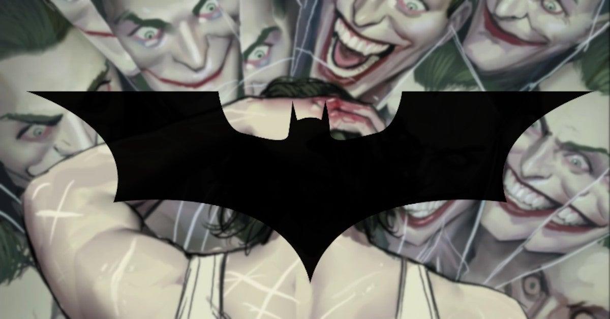 DC Joker 80th Anniversary Spectacualar Joker-Batman