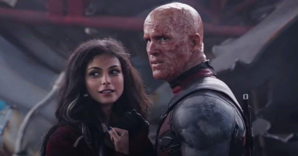 Deadpool Morena Baccarin