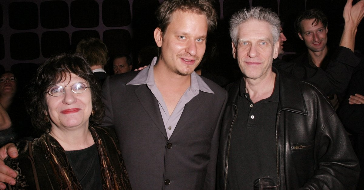 denise cronenberg david aaron woodley