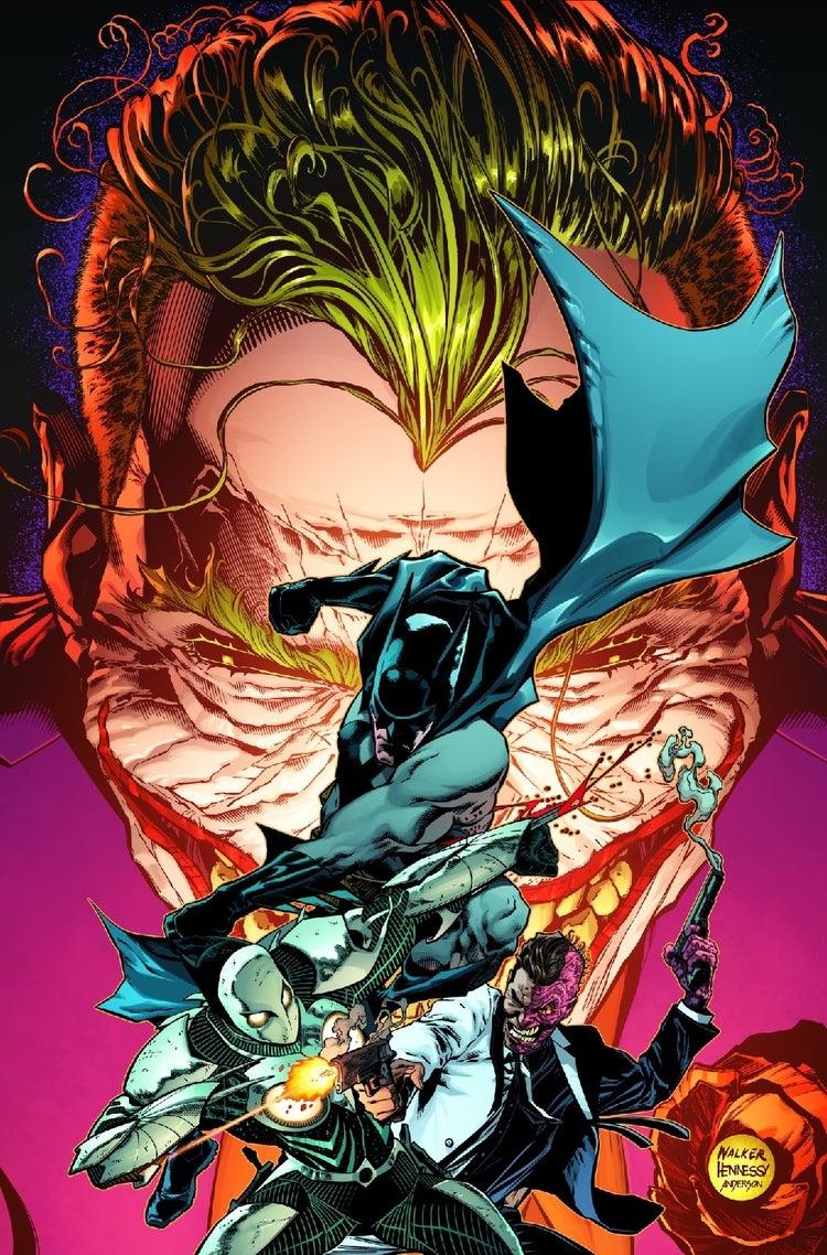 detective comics 1024 cover