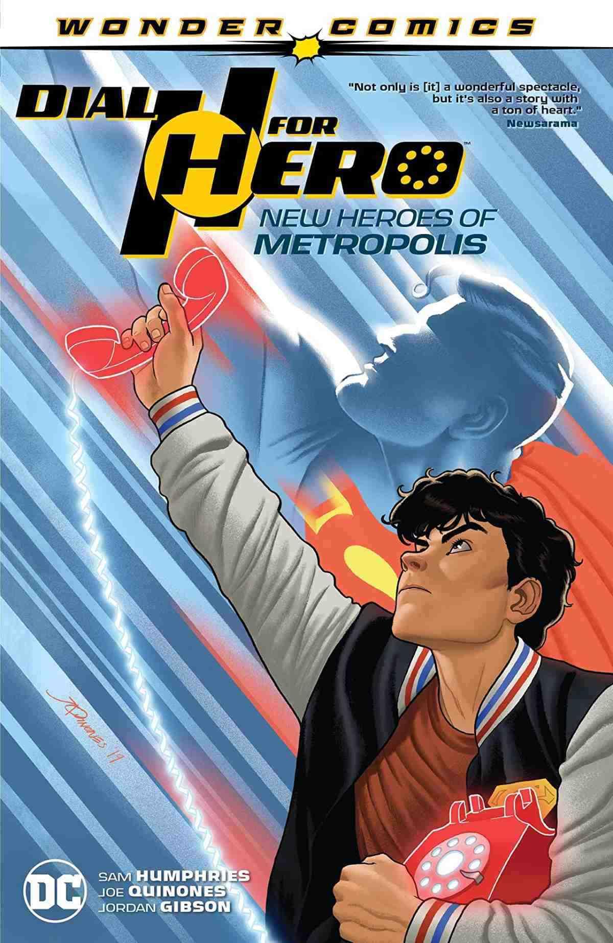 Dial H for Hero Vol. 2 New Heroes of Metropolis