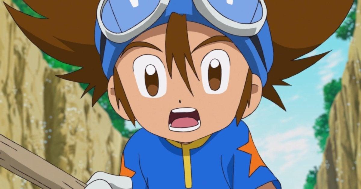 Digimon Adventure 2020 Tai