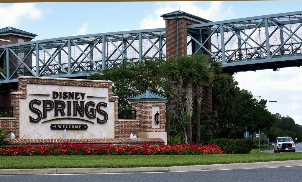 disney springs disney world