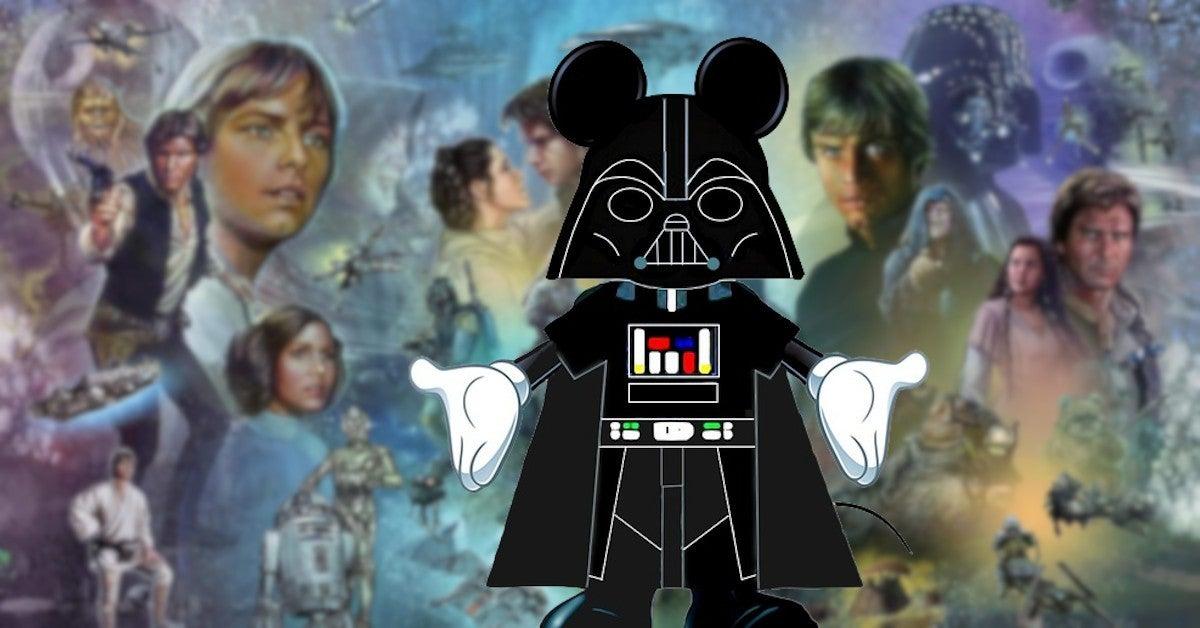 Disney Star Wars Original Trilogy Remake