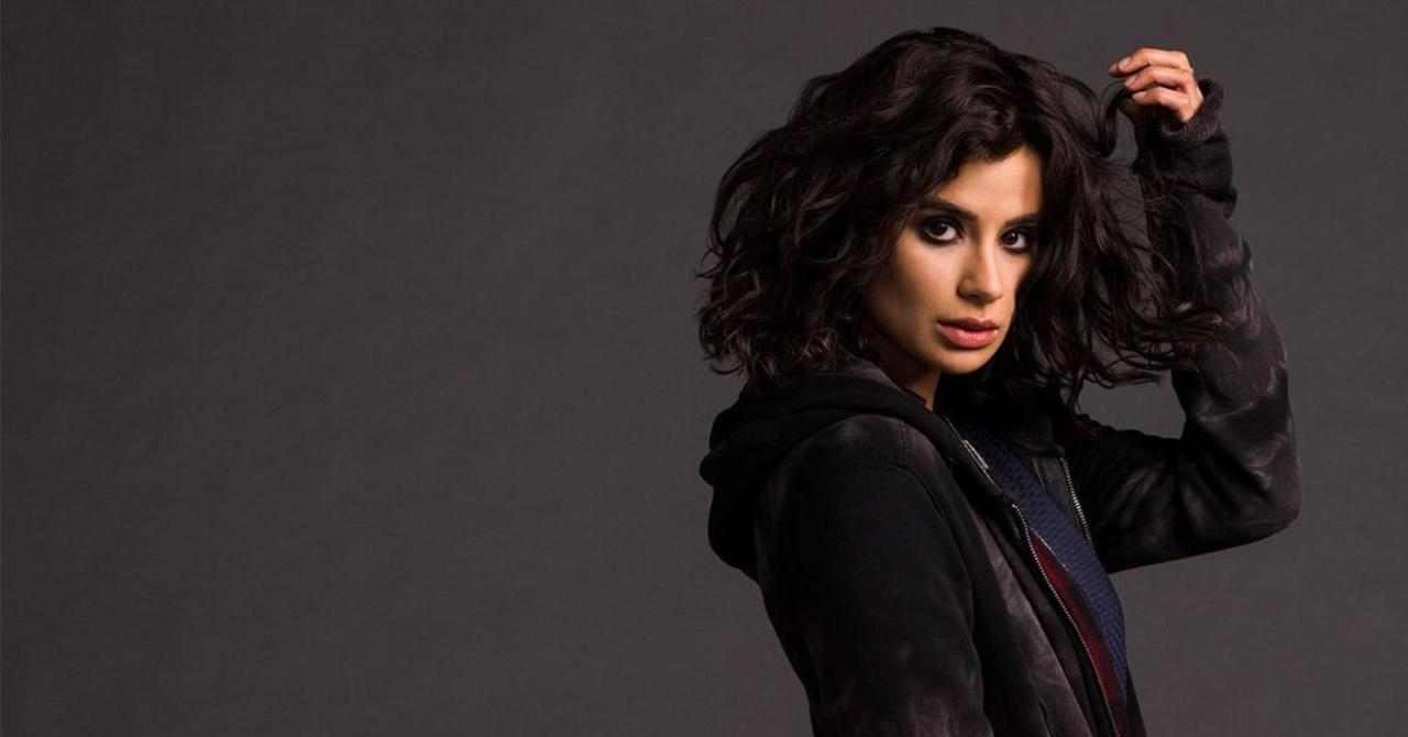 Doom Patrol Star Diane Guerrero Says She Went Back to Therapy While Filming Season 2