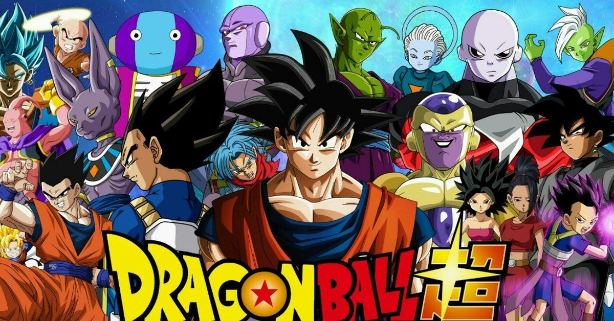 Dragon Ball New Anime Series Multiverse Universes