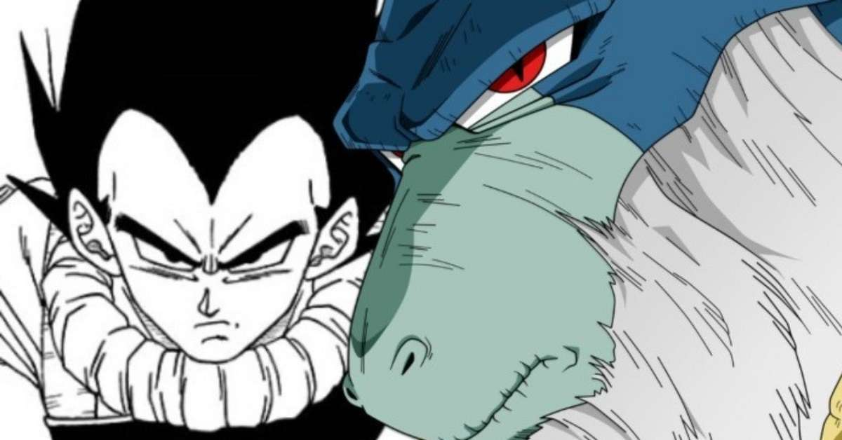 Dragon Ball Super Moro Vegeta Nerf