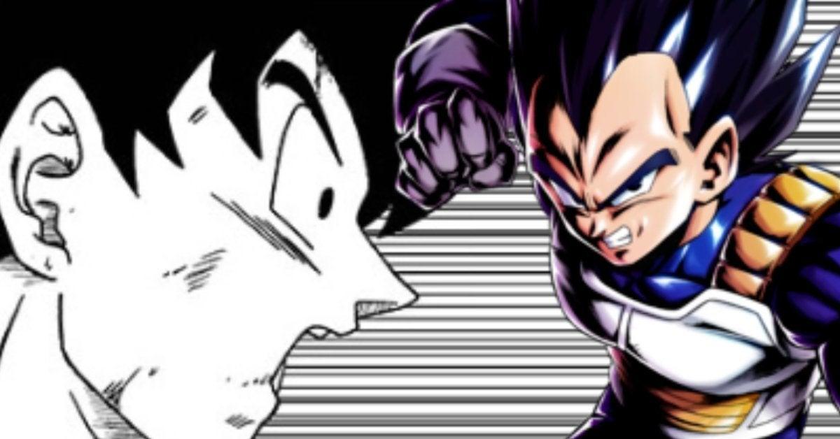 Dragon Ball Super Vegeta New Power Goku Reaction Manga Spoilers