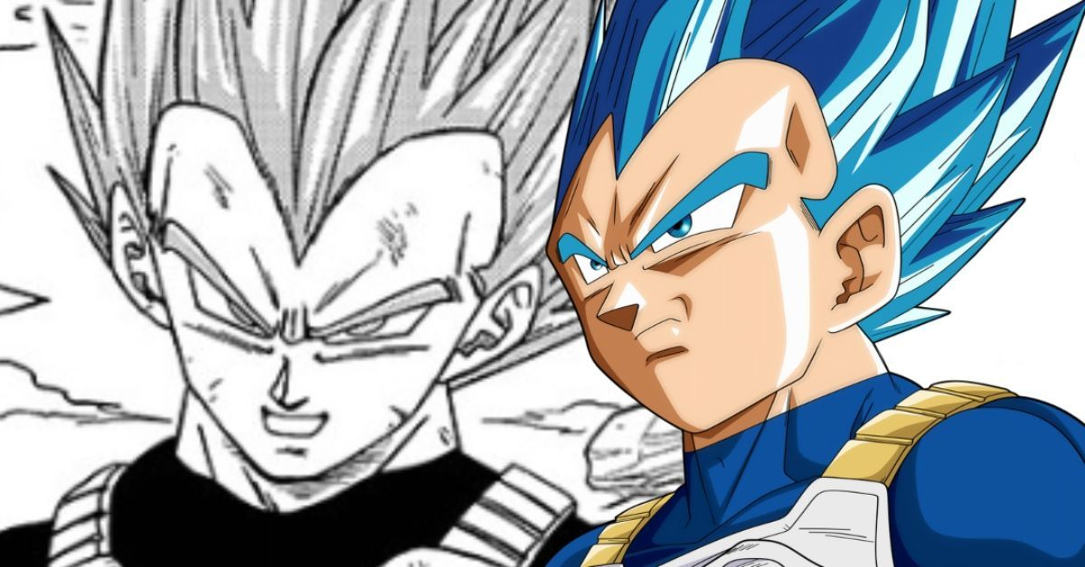 Dragon Ball Super What is Forced Spirit Fission Explained Vegeta
