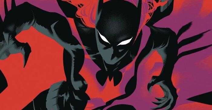 elainna grayson batwoman beyond