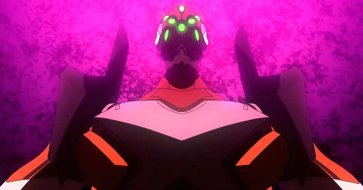 Evangelion New Trailer Anime