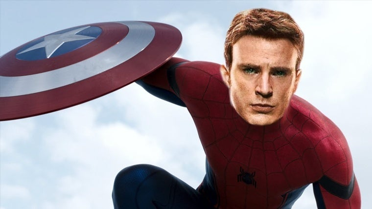 Evans_SpiderMan