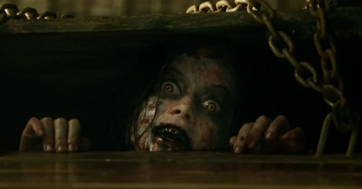 evil dead reboot remake 2013