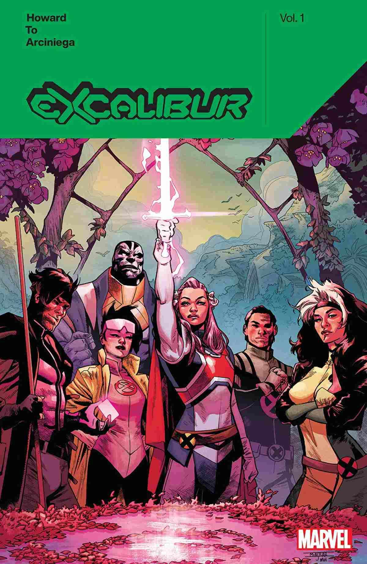 Excalibur by Tini Howard Vol 1