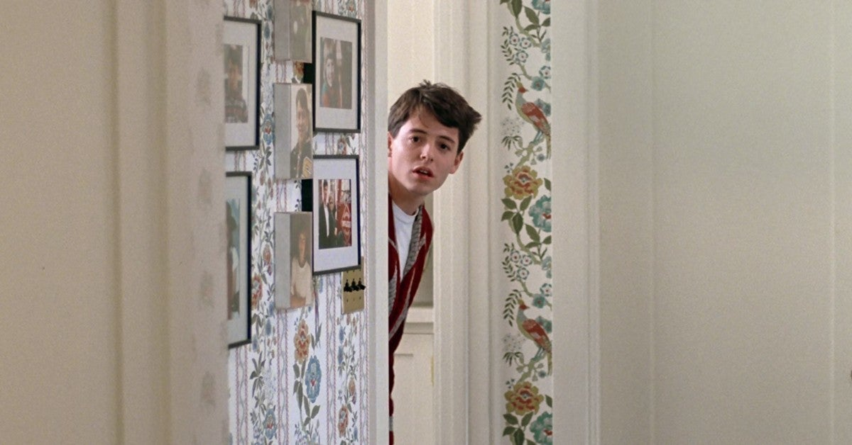 Ferris Bueller Day Off Deleted Scenes Characters Younger Brother Sister
