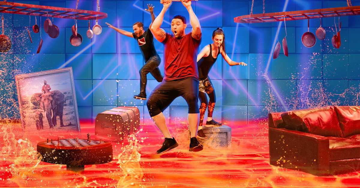 Floor is Lava Who is Tim Sullivan