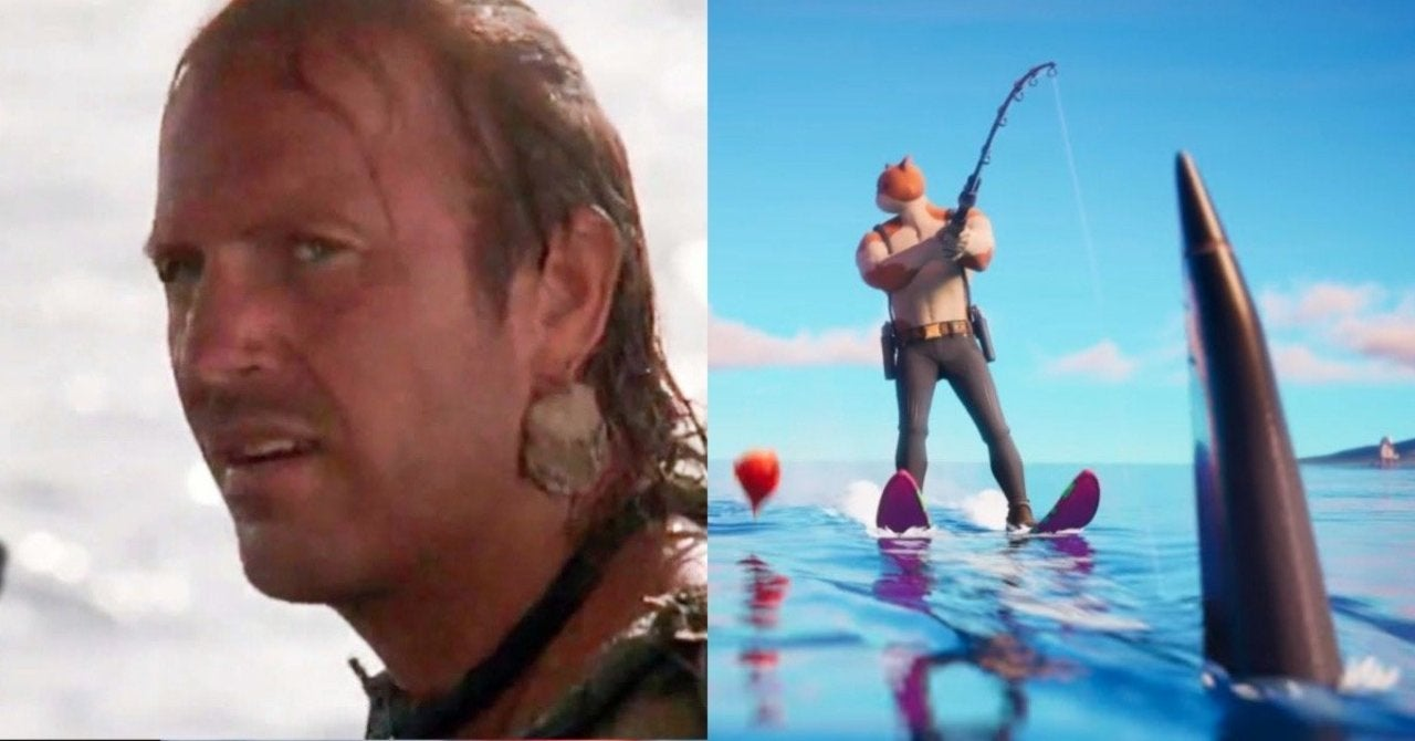 Fortnite Season 3 Players are Comparing the New Map to Waterworld