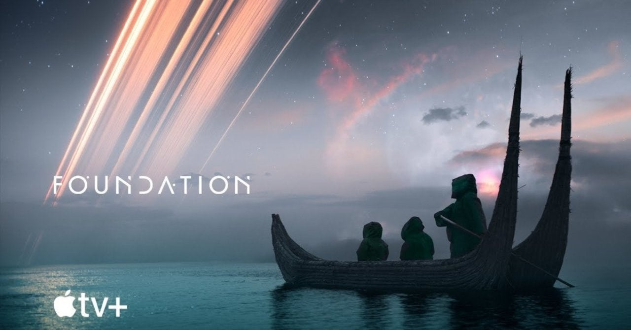 Apple Releases First Trailer for Isaac Asimov's Foundation