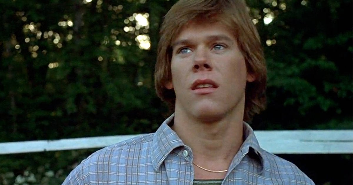 frday the 13th kevin bacon 1980