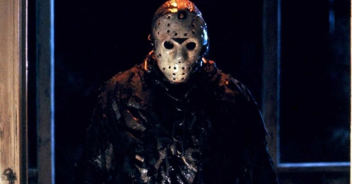 friday the 13th 7 vii jason voorhees