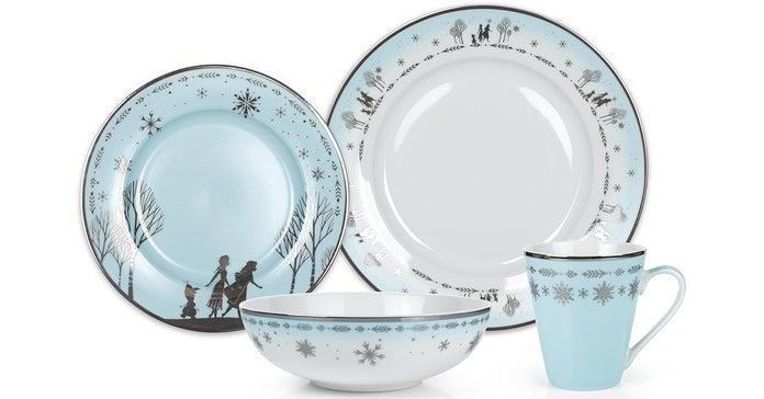 Frozen-2-Anna-Elsa-Dinnerware-Set-Toynk