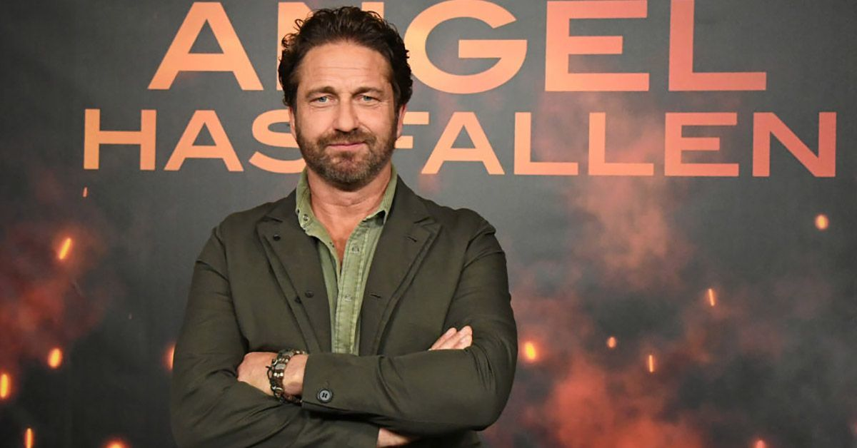 gerard butler greenland release date getty images