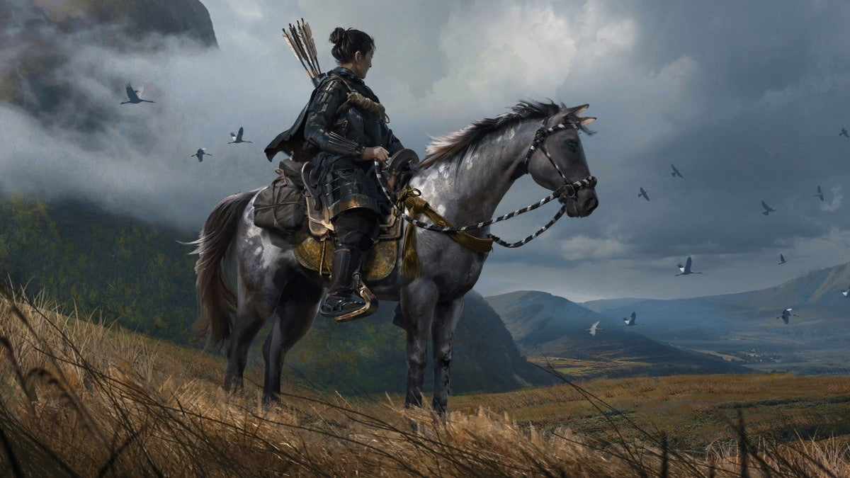 ghost of tsushima concept art new cropped hed