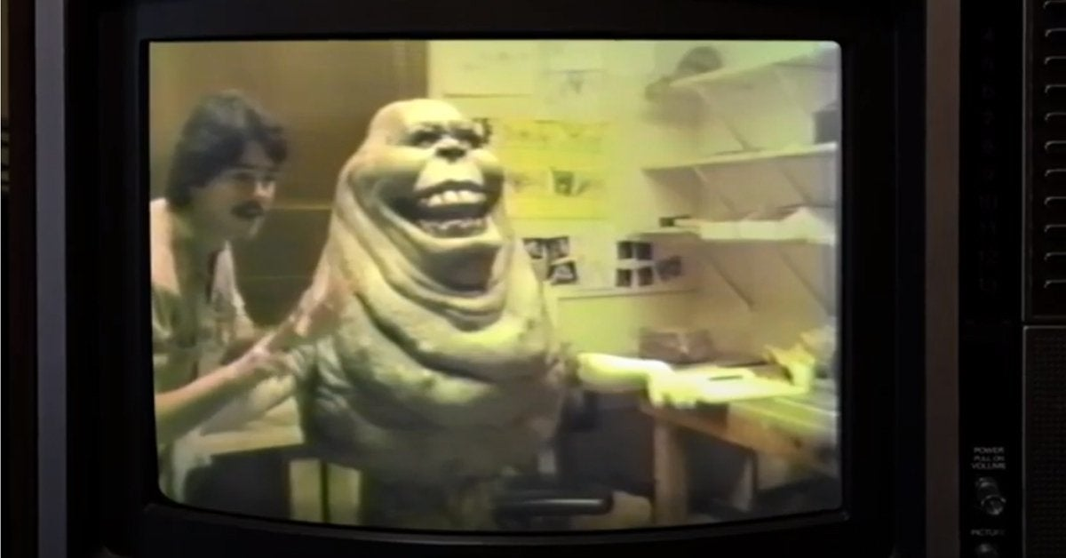 ghostbusters documentary cleanin up the town slimer