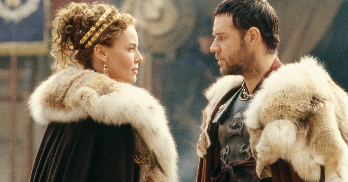 gladiator movie 2000 connie nielsen russel crowe