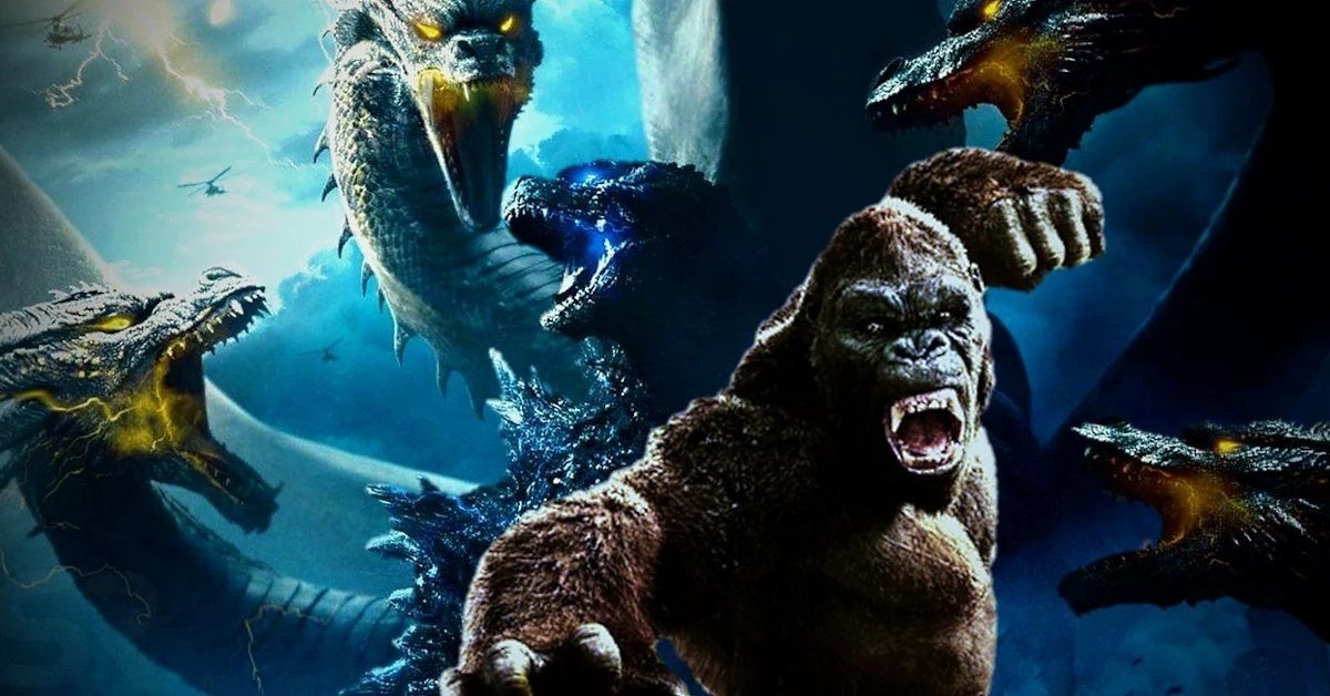 Godzilla vs Kong Houston Brooks Return Confirmed