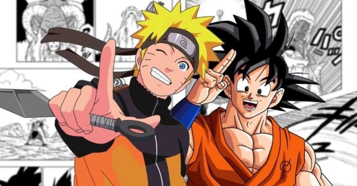 Goku Naruto Rap Battle